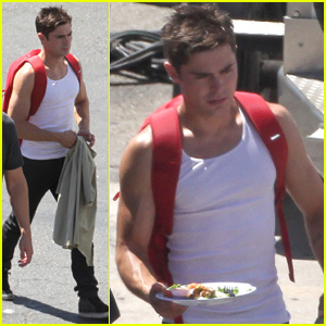 Zac Efron Given Fun