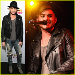 Adam Lambert Hits The Stage at AT&T Live Proud Concert - Watch His Full Performance Here!