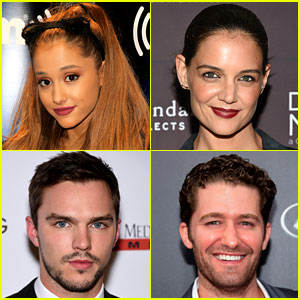 Katie Holmes & Ariana Grande Join Voice Cast of 'Underdogs'