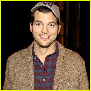 Ashton Kutcher Opens Up About Baby Wyatt for the First Time!