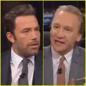Ben Affleck & Bill Maher Clash Over Views On Islam