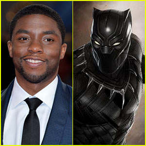 Chadwick Boseman Is 'Black Panther' for New Marvel Movie!
