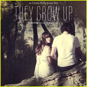 Revenge's Christa B. Allen Stars in 'They Grow Up' Short Film! (Exclusive Online Premiere)
