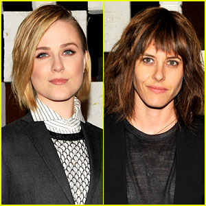 Evan Rachel Wood Is Reportedly Dating Katherine Moennig!
