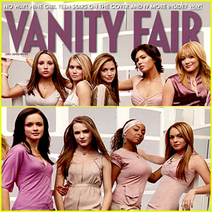 Evan Rachel Wood 'Felt Like Meat' During 'Vanity Fair' Young Hollywood Shoot in 2003