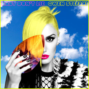 Gwen Stefani Reveals 'Baby Don't Lie' Single Artwork!