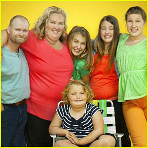 'Here Comes Honey Boo Boo' Canceled By TLC, Mama June Speaks Out (Video)