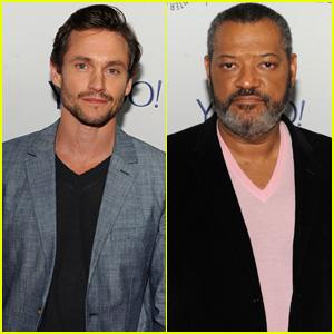 Hugh Dancy Presents 'Hannibal' At PaleyFest After Tao Okamoto Joins Cast