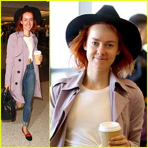 Jena Malone Heads To New York For the Film Festival