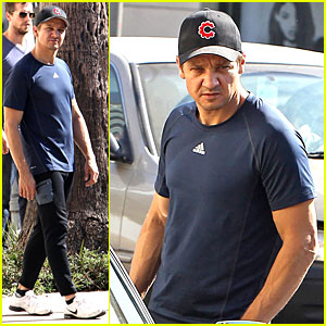 Jeremy Renner Gives His Thoughts on Retirement