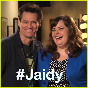 Jim Carrey Reveals His New 'Girlfriend' in 'SNL' Promo Video!