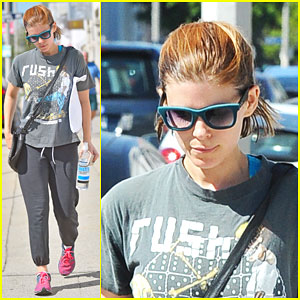 Kate Mara Wants Ellen Page to Step Away from the Salad