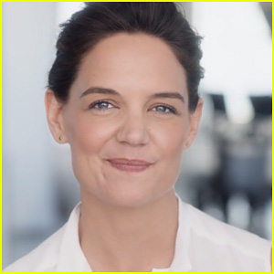 Katie Holmes Becomes Olay's New Global Beauty Ambassador - Watch Her First Commercial Here!