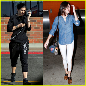 Kendall Jenner Tags Along for Kim Kardashian & Kanye West's 'Gone Girl' Date Night