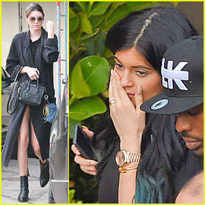 Kendall & Kylie Jenner Feel Honored Being Part of Time's Most Influential Teens
