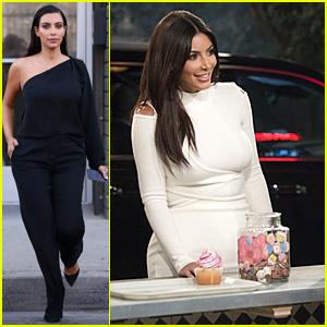 Kim Kardashian Guest Stars on '2 Broke Girls' - First Look Pics!