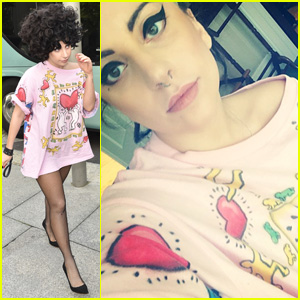 Lady Gaga Enjoys 'Beautiful ARTPOP Sunny Day' in Berlin