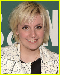 Lena Dunham Debuts New Green Hair - See the Pic!