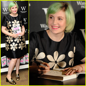 Lena Dunham Became Friends with Taylor Swift by Direct Messaging Her on Twitter