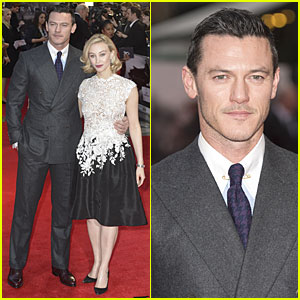 Luke Evans Says 'Dracula Untold' Isn't Another Dracula Story