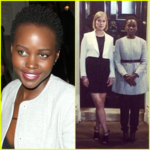 Lupita Nyong'o Reveals That She Shaved Her Head at 19