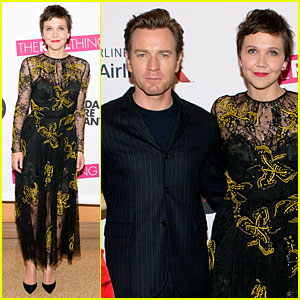 Maggie Gyllenhaal & Ewan McGregor Open 'The Real Thing' on Broadway