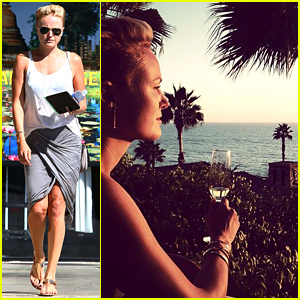 Malin Akerman's View Definitely Deserves a #ThisDoesntSuck Hashtag!