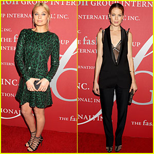 Margot Robbie & Michelle Monaghan Turn Heads at FGI Night of the Stars