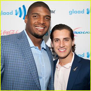 Michael Sam & His Boyfriend Vito Cammisano Help Launch GLAAD's 'Southern Stories'