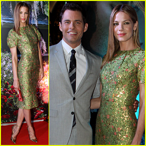 Michelle Monaghan & James Marsden Bring 'Best of Me' to India