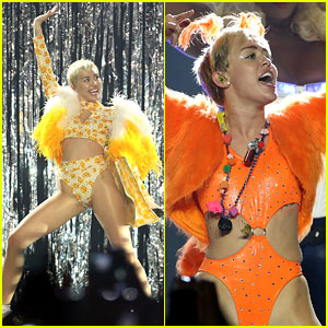 Miley Cyrus Starts 'Bangerz Tour' Down Under in New Zealand