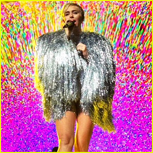 Miley Cyrus Releases a New 'Lilac Wine' Live Cover - Listen Now!