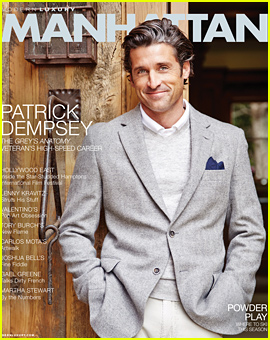 Patrick Dempsey Describes His Audition For 'Grey's Anatomy' & His First Read with Ellen Pompeo!