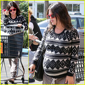 Pregnant Rachel Bilson Goes 'Bed Bath & Beyond' Before Baby's Birth