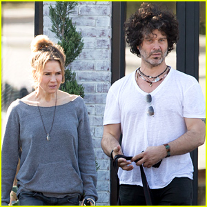 Renee Zellweger Steps Out With Her Boyfriend - See the New Photos!