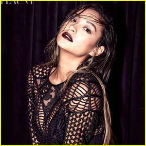 Shay Mitchell Opens Up On Playing Gay Character On 'Pretty Little Liars'