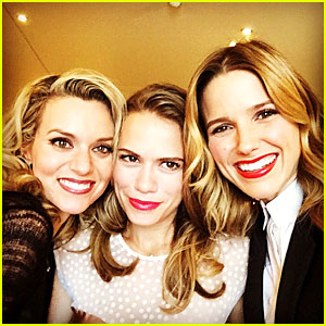 OMG! There Was a 'One Tree Hill' Reunion in Paris!