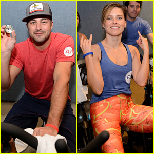 Taylor Kinney, Sophia Bush, & More 'Chicago Fire' & 'Chicago PD' Cast Cycle for Families in Need