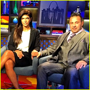 Teresa Giudice Breaks Silence on Prison Sentence (Video)