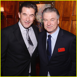 Alec Baldwin Suits Up To Join Brother William at the Russian American Person Of The Year Awards 2014