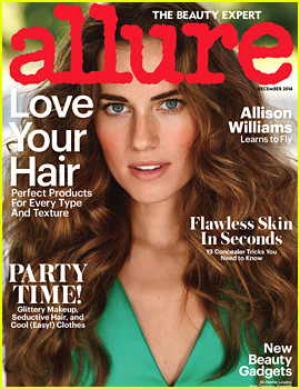 Allison Williams Reveals the Most Offensive Thing Anyone's Ever Said to Her in 'Allure'