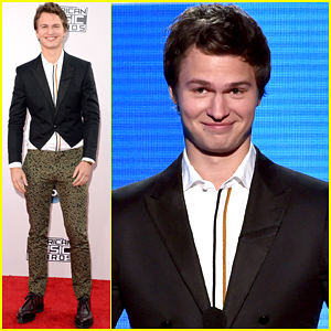 Ansel Elgort Praises Charlie XCX for Enhancing the 'Fault in Our Stars' Soundtrack