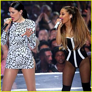Ariana Grande & Jessie J Will Not Remake Brandy & Monica's 'The Boy is Mine'
