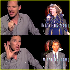 Benedict Cumberbatch Does Celebrity Impressions of Taylor Swift, Matthew McConaughey & 9 Others in 60 Seconds - Watch Now!