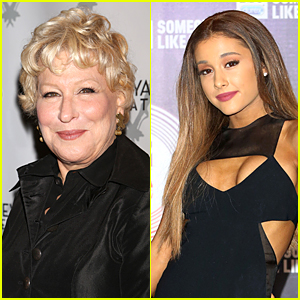 Bette Midler Slams Ariana Grande For 'Looking So Ridiculous'