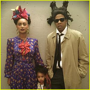Beyonce Stuns As Frida Kahlo For Second Halloween Costume