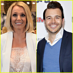 Britney Spears Confirms She's Dating Charlie Ebersol