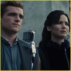 Katniss & Peeta 'Sing' a Pretty Catchy Tune in a Bad Lip Reading of 'Catching Fire' - Watch Here!