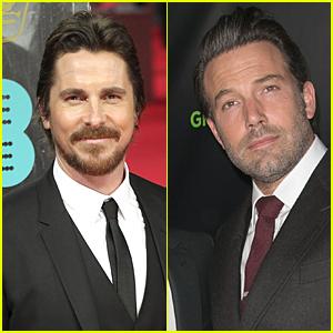 Christian Bale is Jealous Of Ben Affleck Playing Batman