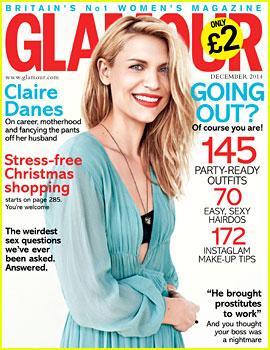 Claire Danes Still Gets Shy Around Husband Hugh Dancy